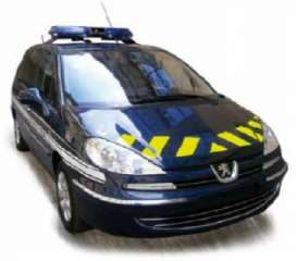 Peugeot  - 2013 blue - 1:43 - Norev - 478708 - nor478708 | Tom's Modelauto's