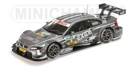 Minichamps - BMW  - mc100132208 : 2013 BMW M3 DTM BMW Team RBM #8 Joey Hand