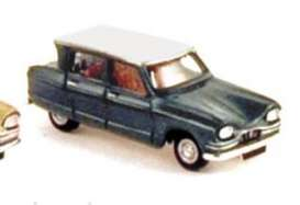 Citroen  - 1964 grey - 1:87 - Norev - 153517gy - nor153517gy | Tom's Modelauto's