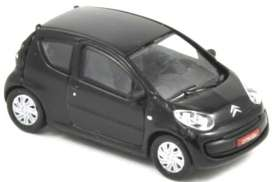 Norev - Citroen  - nor155103 : 2005 Citroen C1, black