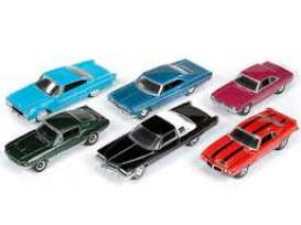 Assortment/ Mix  - various - 1:64 - Auto World - AW64002B | Tom's Modelauto's