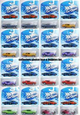 Assortment/ Mix  - 2013 various - 1:64 - Hotwheels - mvY9423-956B - hwmvY9423-956B | Toms Modelautos