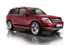 GTA - Mercedes  - gta11008r : 2013 Mercedes Benz GLK, red