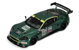 Aston Martin  - 2005 green/yellow - 1:43 - IXO Models - lmm080 - ixlmm080 | Toms Modelautos