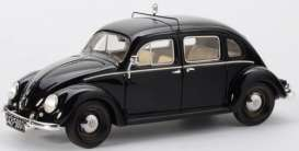 Volkswagen  - black - 1:43 - Matrix - 32105-011 - MX32105-011 | Toms Modelautos