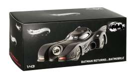 Batman  - 1989 black - 1:43 - Hotwheels Elite - mvBLY29 - hwmvBLY29 | Tom's Modelauto's