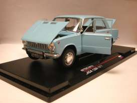 Lada  - 1971 baby blue - 1:18 - Ixo Ist Collection - ISTTDC1801b | Toms Modelautos