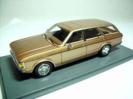 Ford  - 1972 gold - 1:43 - NEO Scale Models - 44252 - neo44252 | Toms Modelautos