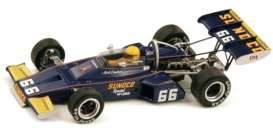 McLaren  - 1972 blue - 1:43 - Spark - 43IN72 - spa43IN72 | Tom's Modelauto's
