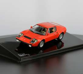 Ligier  - 1972 red - 1:43 - IXO Models - clc249 - ixclc249 | Tom's Modelauto's