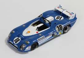 Matra  - 1973 blue - 1:43 - IXO Models - ixlmc115 | Tom's Modelauto's