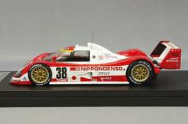 Toyota  - 1993 white/red - 1:43 - HPi - hpi8569 | Toms Modelautos