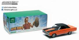 Plymouth  - 1967 orange - 1:18 - GreenLight - 19006 - gl19006 | Toms Modelautos