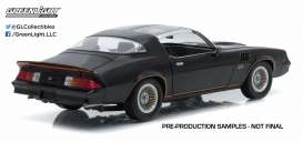 Chevrolet  - 1978 black with orange stripes - 1:18 - GreenLight - 12902 - gl12902 | Toms Modelautos