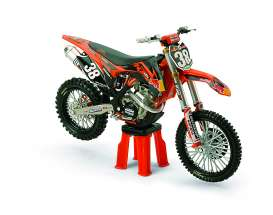 KTM  - 2012 orange - 1:12 - Joy City - Joy604101o | Toms Modelautos