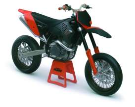 KTM  - black/orange - 1:12 - Joy City - Joy601401bko | Toms Modelautos