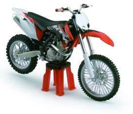 KTM  - white/orange - 1:12 - Joy City - Joy602101wo | Toms Modelautos