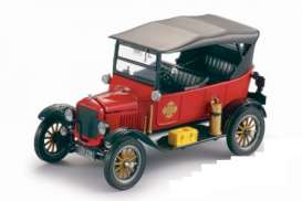 Ford  - 1925 red - 1:24 - SunStar - 1902 - sun1902 | Tom's Modelauto's