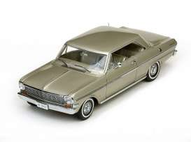 Chevrolet  - Nova 1962 autumn gold - 1:18 - SunStar - 3967 - sun3967 | Toms Modelautos