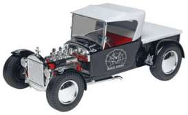 Ford  - Model T Black Widow Hot Rod 1927  - 1:24 - Monogram - 4324 - mono4324 | Tom's Modelauto's