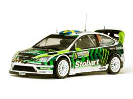 Ford  - Focus RS WRC08  #6 2010  - 1:18 - SunStar - 3951 - sun3951 | Tom's Modelauto's