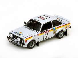Ford  - Escort RS1800 #7 1976  - 1:43 - Vitesse SunStar - 42380 - vss42380 | Tom's Modelauto's