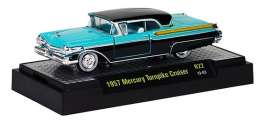 Mercury  - 1957 green/black - 1:64 - M2 Machines - 31500-22-3 - M2-31500-22-3 | Toms Modelautos