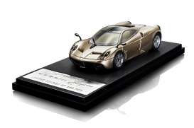 Pagani  - 2013 gold - 1:43 - GTA - gta41011gd | Toms Modelautos