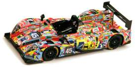 Morgan Nissan - 2013  - 1:18 - Spark - 18S096 - spa18S096 | Tom's Modelauto's