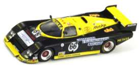 March  - 1986 black/yellow - 1:43 - Spark - s2994 - spas2994 | Tom's Modelauto's