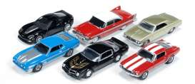 Assortment/ Mix  - various - 1:64 - Auto World - 64013B - AW64013B | Toms Modelautos