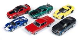 Assortment/ Mix  - various - 1:64 - Auto World - 64003A - AW64003A | Tom's Modelauto's