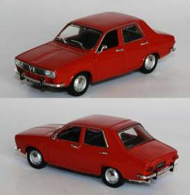 Renault  - 1979 red - 1:43 - Norev - 7711575926 - nor7711575926 | Toms Modelautos