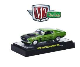 Ford  - 1970 green - 1:64 - M2 Machines - 31600WC03-2 - M2-31600WC03-2 | Toms Modelautos