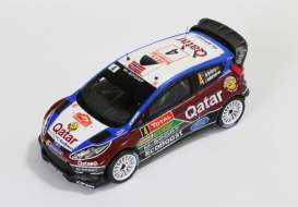 Ford  - 2013 white/blue/red - 1:43 - IXO Models - ram540 - ixram540 | Toms Modelautos