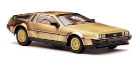 Delorean  - gold - 1:43 - Vitesse SunStar - 24001 - vss24001 | Toms Modelautos