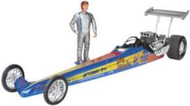 Revell - US - Dragster  - rmxs4312 : 1/25 Jungle Jim Rail Dragster, plastic modelkit