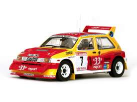 MG  - 1986  - 1:18 - SunStar - 5532 - sun5532 | Toms Modelautos