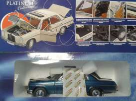 Mercedes Benz  - blue - 1:18 - SunStar - 4576 - sun4576 | Toms Modelautos