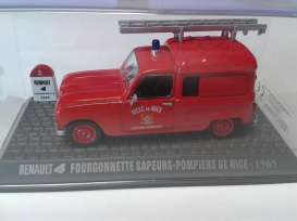 Renault  - red - 1:43 - Magazine Models - RE4nice - magRE4nice | Toms Modelautos