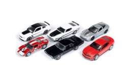 Assortment/ Mix  - various - 1:64 - Auto World - 64003B - AW64003B | Tom's Modelauto's