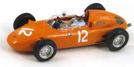 Porsche  - 1963 orange - 1:43 - Spark - s1866 - spas1866 | Tom's Modelauto's