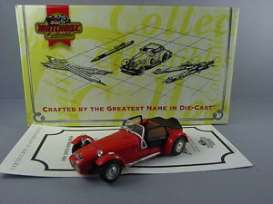 Lotus  - 1961 red - 1:43 - Matchbox - chDYB07M - matchDYB07M | Toms Modelautos