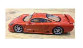 Saleen  - 2002 orange - 1:43 - Magazine Models - magSCsaleen | Tom's Modelauto's