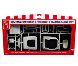 AMT - Accessoires Ford - amtspp009 : Ford Racing T Body plastic set, plastic modelkit