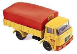Renault  - yellow/red - 1:43 - Norev - norC80340 | Tom's Modelauto's