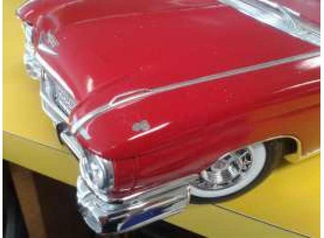 cadillac | 1959 pink | 1:12 | maisto | mai33202r | tom's modelauto's