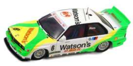 BMW  - 1991 yellow/green/white - 1:43 - Spark - sa051 - spasa051 | Tom's Modelauto's