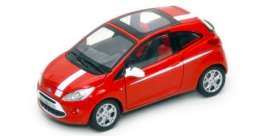 Ford  - 2008 red - 1:24 - Motor Max - mmax73382r | Tom's Modelauto's