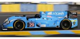 Morgan Nissan - 2014 blue - 1:43 - Spark - s4213 - spas4213 | Tom's Modelauto's